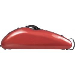 Étui en fibre de verre Fiberglass pour violon Safe Flight 4/4 M-case Copper