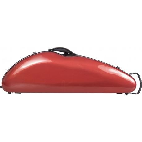 Fiberglass violin case Safe Flight 4/4 M-case Copper