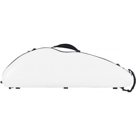 Fiberglass violin case SafeFlight 4/4 M-case White
