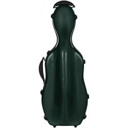 Fiberglass futerał altówkowy altówka UltraLight 38-43 M-case Zielony