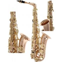 Saksofon altowy Es, Eb Fis SaxA1110RG M-tunes - Różowy Złoty