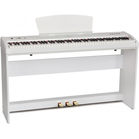Digital portable piano M-tunes mtP-9wh White