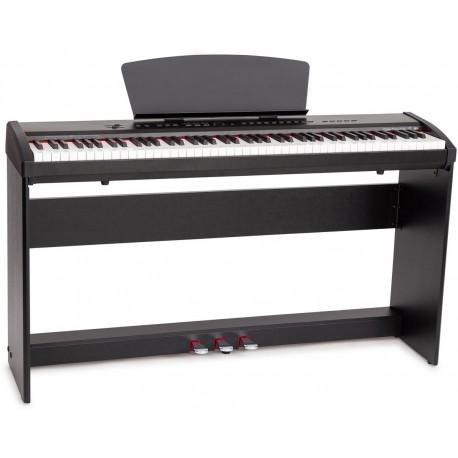 Digital portable piano M-tunes mtP-55bk Black