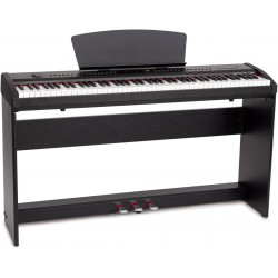 Digital portable piano M-tunes mtP-65bk Black