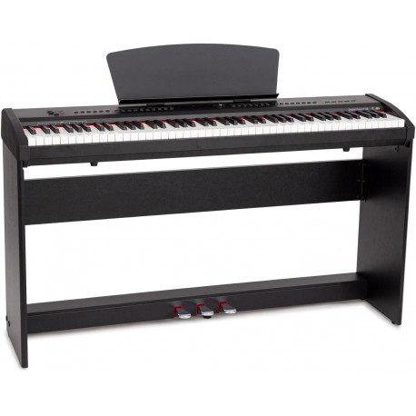 Digital portable piano M-tunes mtP-65bk Black