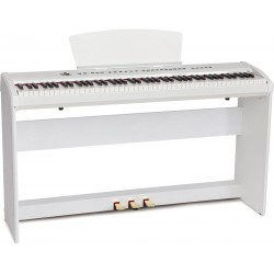 Digital portable piano M-tunes mtP-55wh White