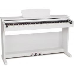 Elektronische Piano M-tunes mtDK-300wh Weiß E-Piano