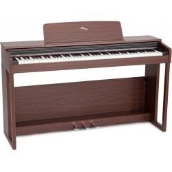 Elektronische Piano M-tunes mtDK-360br Braun E-Piano