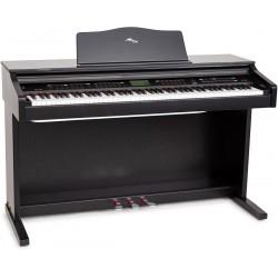 Pianino cyfrowe M-tunes mtDK-200Abk Czarne
