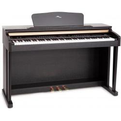 Pianino cyfrowe M-tunes mtDK-600bk Czarne