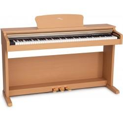 Elektronische Piano M-tunes mtDK-100Blc Helle Kirsche E-Piano