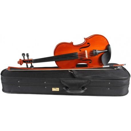 Geige (Violine) 1/32 M-tunes No.100 hölzern - spielbereit
