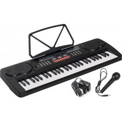 Clavier arrangeur Keyboard 54 Touches M-tunes MT-11 Noir