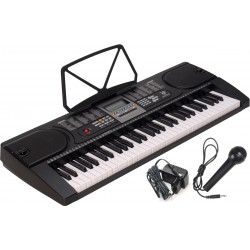 Electronic Keyboard 61 keys M-tunes MTJ-61 Black