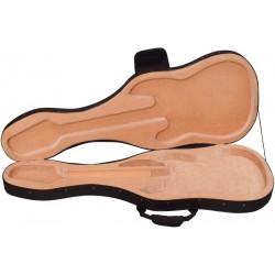 Foam case for electric guitar 4/4 Classic M-case Black, Beige-Beige