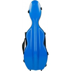 Fiberglass violin case UltraLight 4/4 M-case Blue Royal